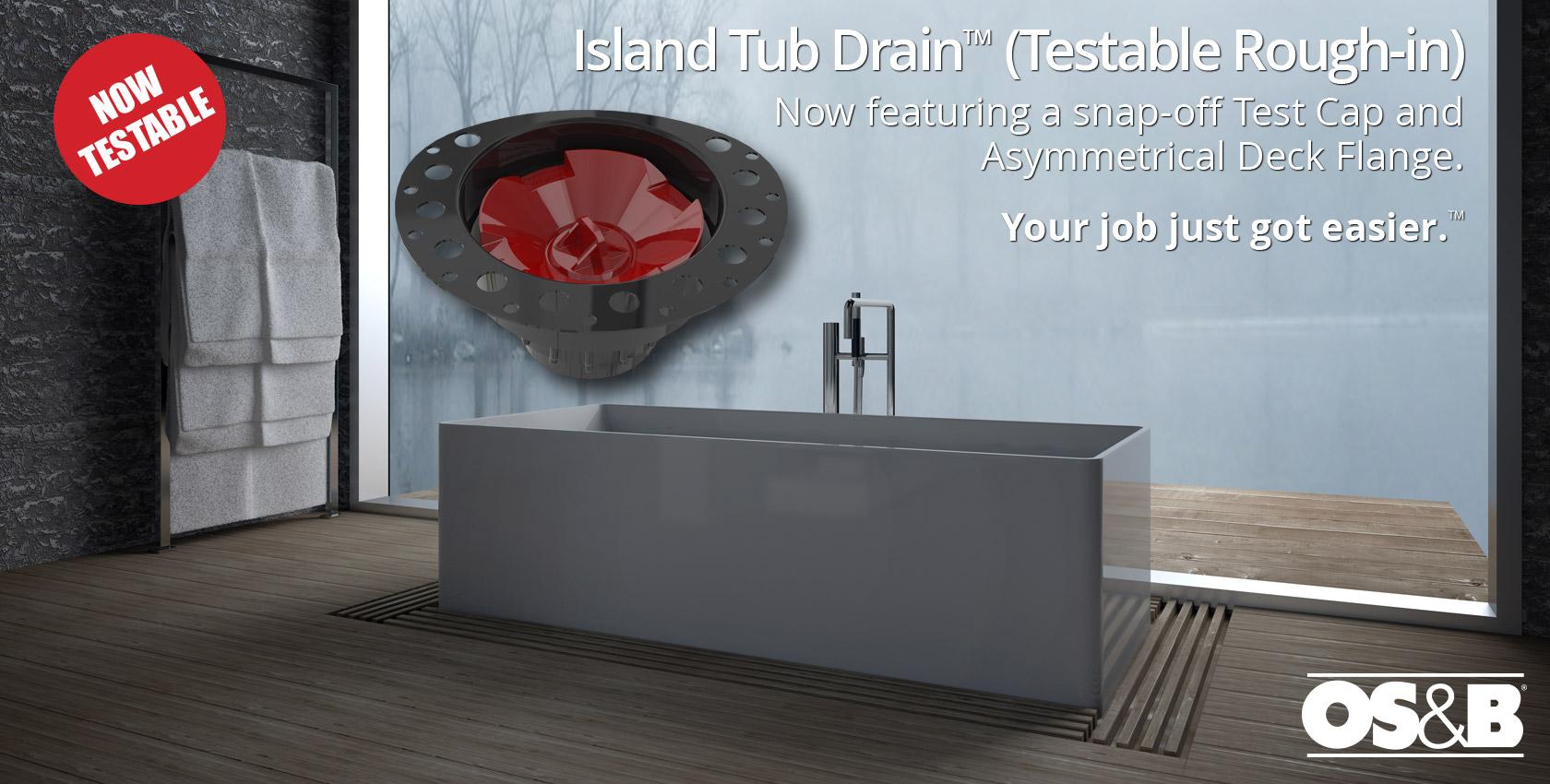 Tub Drain