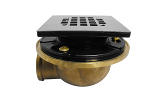 90 Degree Low Profile Shower Drain.Side Discharge Shower Drain Os B Your Job Just Got Easier