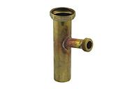 Dishwasher Tailpieces, Brass